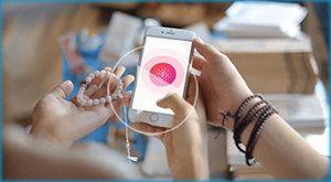 【二维码-购物平台】(APP平台科技宣传片)